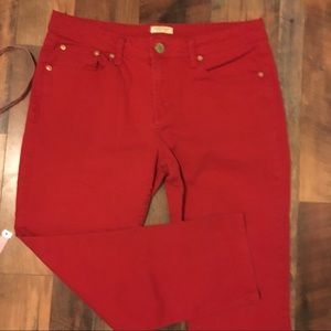 US Polo assassin red jeans